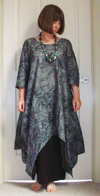 Lagenlook Tunic Pattern   Highly Recommend