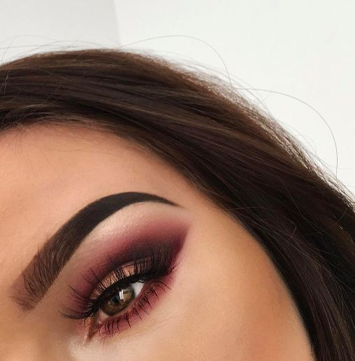 Love this Fall makeup look!!!