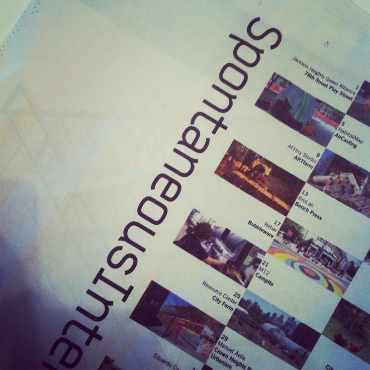 Pad Usa. 185 progetti di architettura partecipata. Spontaneousinterventios.org#biennalearch