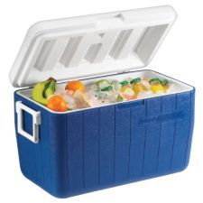 Coleman Poly-Lite Cooler features a 63-can capacity | Canadian Tire