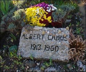Albert Camus (1913-1960).