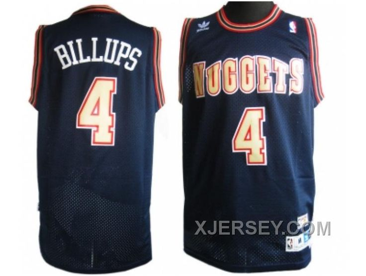 http://www.xjersey.com/new-arrival-nba-denver-nuggets-4-billups-blue.html NEW ARRIVAL NBA DENVER NUGGETS #4 BILLUPS BLUE Only $34.00 , Free Shipping!