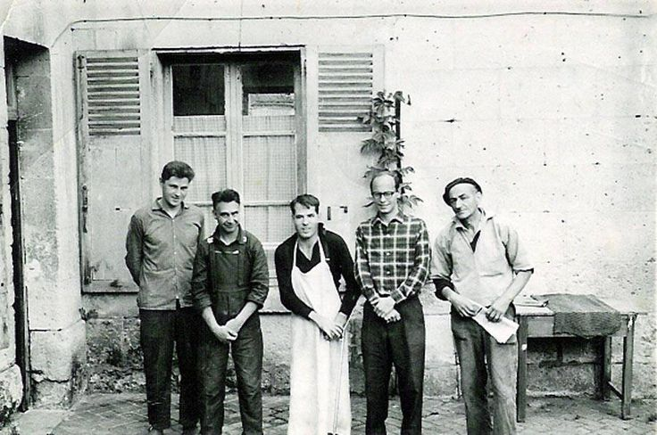 A very special trip in the L'Arche Jubilee Time Machine: 50 years ago this week, on August 4th 1964, Jean Vanier, Raphaël Simi and Philippe Seux moved together into a small house in Trosly-Breuil, north of Paris, which they named L'Arche...