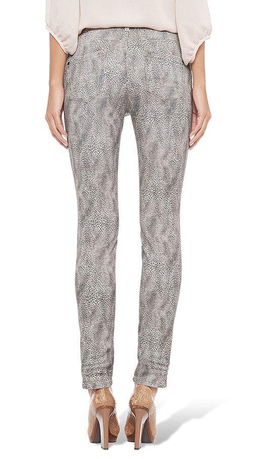 Bedrukte jeans | marc-cain.com/nl
