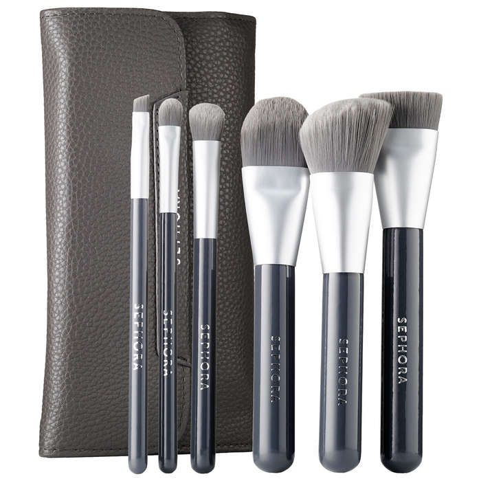 10 Best Travel Makeup Brush Sets Cosmetic Brush Set Makeup Brush Set It Cosmetics Brushes