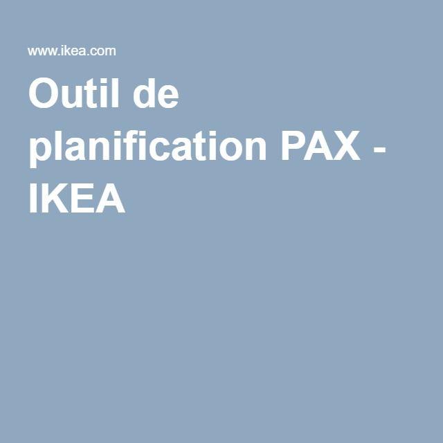 Outil De Planification Pax