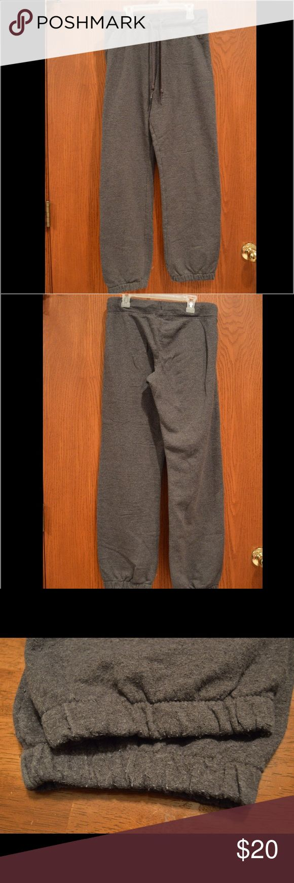 🎄SALE🎄Champion men's athletic pants Athletic pants, drawstring waistband, no pockets, hardly worn. Was $20 now $10 Pants Sweatpants & Joggers