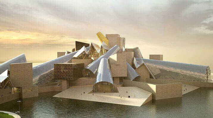 5 Amazing Things To Know About Guggenheim Abu Dhabi  #Guggenheim_Abu_Dhabi #Abu_Dhabi_Guggenheim_Museum #Abu_Dhabi_Tourism