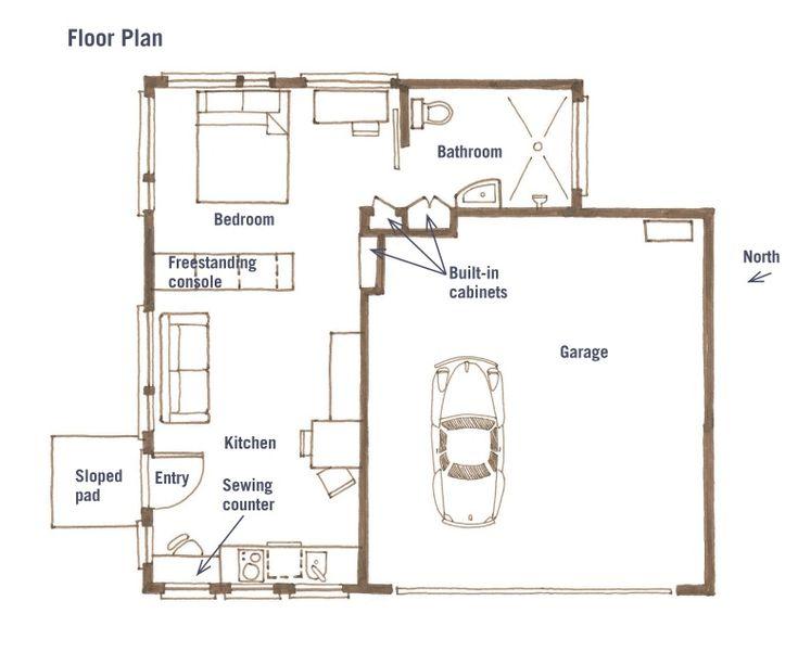 1000 Images About Floor Plans On Pinterest Garage