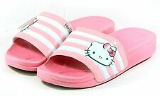 Hello Kitty Brand New Ladies Women Lovely Slippers Shoes Beach Spa Pool Rubber