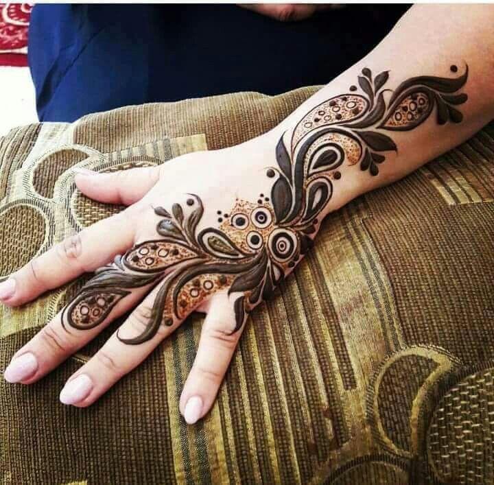 New henna