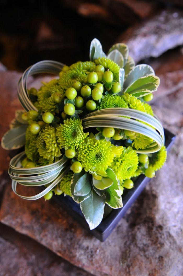L' art floral moderne - jolis arrangements de fleurs fraîches                                                                                                                                                      Plus
