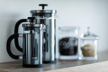 Ze szlachetnym designem od poniedziałku. Zaparzacze do kawy La Cafétiere http://homeandfood.eu/c/31/kafetiery.html