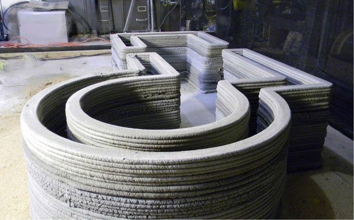 Man Builds Concrete 3D Printer in His Garage   Hackaday
