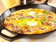 Sebzeli frittata tarifi... Bu enfes İtalyan yemeği diyet yapanların gözdesi olacak. http://www.hurriyetaile.com/yemek-tarifleri/diyet-tarifler/sebzeli-frittata-tarifi_2169.html