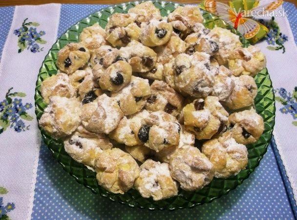 Svadobné koláče, ktoré kysnú až v rúre (fotorecept)