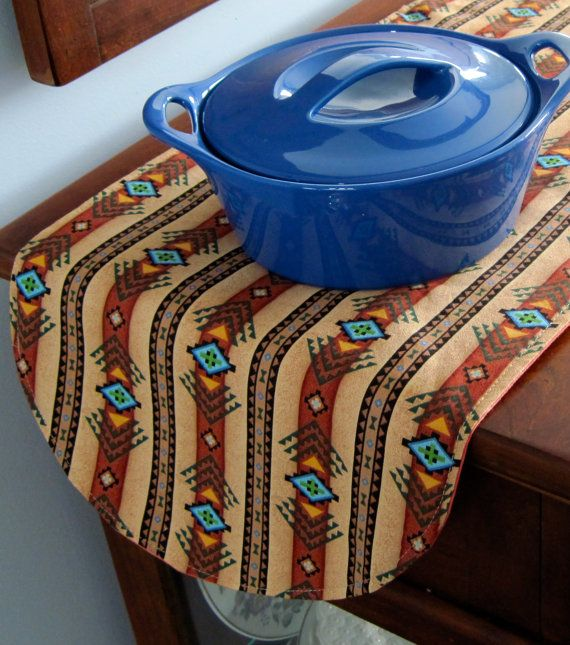 Hey, I found this really awesome Etsy listing at https://www.etsy.com/listing/96091594/southwestern-table-runner-36-inch