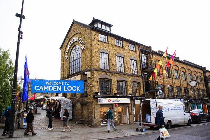 A trip to London #3: North London: Camden et Primrose Hill