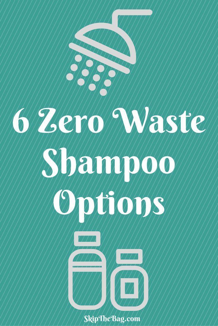 6 Zero Waste Shampoo Methods | Life Lived Simply | Zero waste