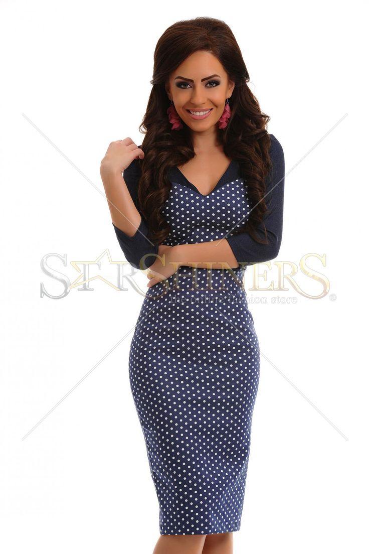 StarShinerS Moonstone DarkBlue Dress