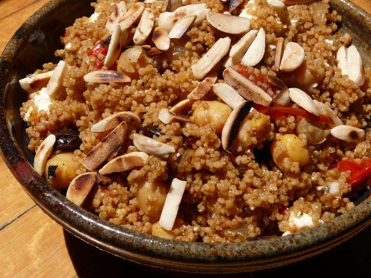 Morrocan Couscous - Mayabugs's Recipes