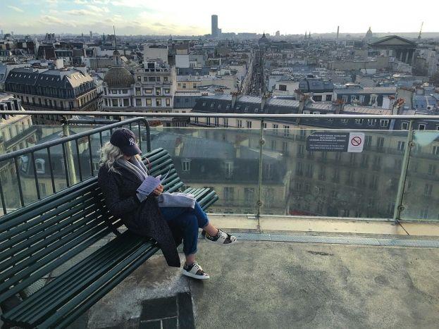 """Polscy blogerzy na """"selfie safari"""" w Paryżu (FOTO)"""