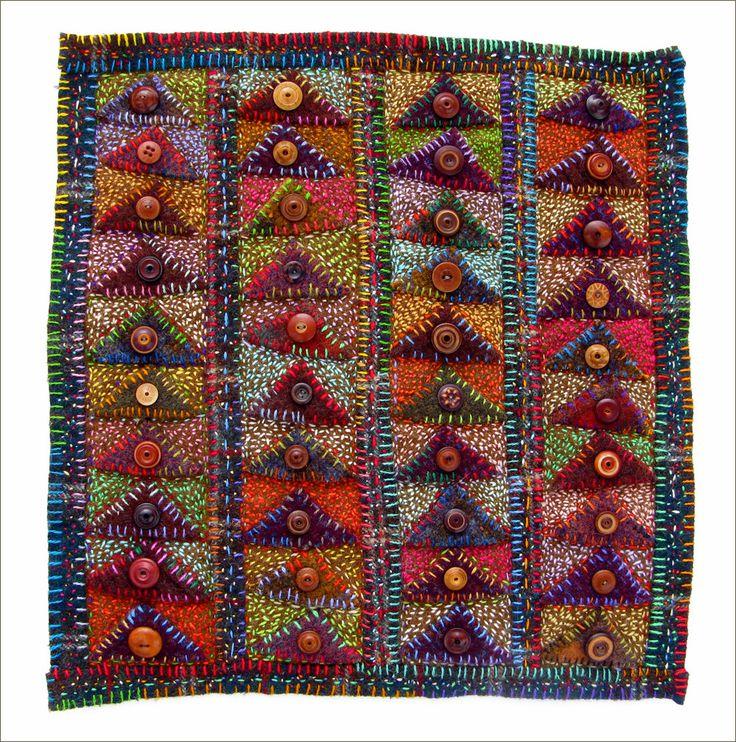 TAFA: The Textile and Fiber Art List | Morna Crites-Moore – Wicked Waif