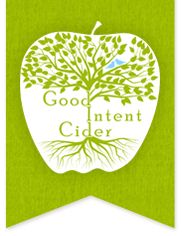 Good Intent Ciders: Good Intent Cider is a family owned and operated cidery located in the heart of Pennsylvania apple country.  We strive to make the best cider and set ourselves apart by adding no water and very little sweetness to our ciders.  We are proud of our product and hope you enjoy our ciders as much as we do!