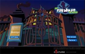 9ème édition de la Nuit des Musées – 18 mai 2013 | Des fantômes au musée Un jeu d'aventure dans lequel les joueurs doivent résoudre des énigmes afin d'acquérir des objets perdus. Une belle dose de réflexion et de spectres pour donner envie aux enfants d'aller au musée. Bien qu'il s'adresse à un large public