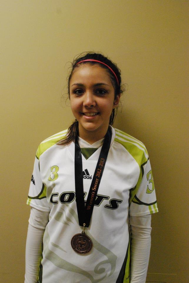 Stephanie Galvao  Winger (Women's Soccer)