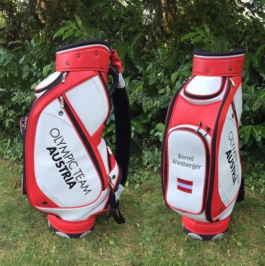Team Austria Golfbag