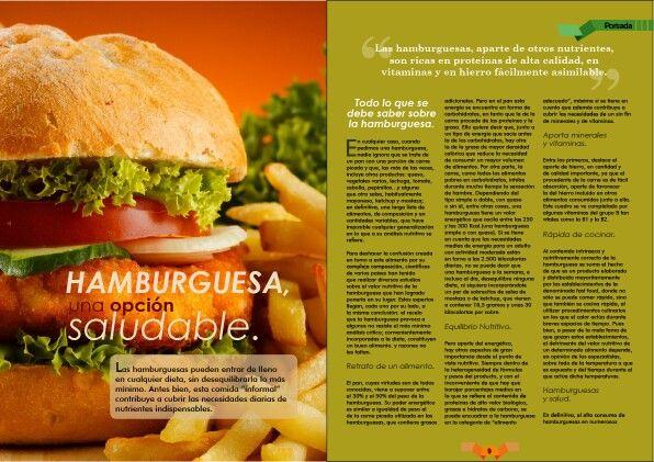 Editorial design Page