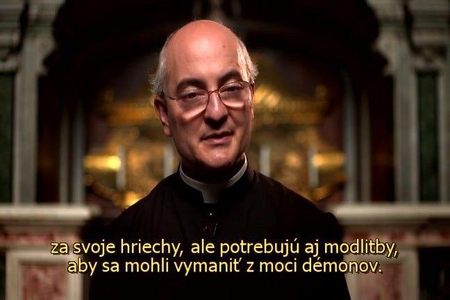 Exorcista v 21.storočí.