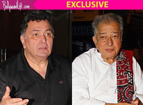Shashi Kapoor passes away: Rishi Kapoor leaves shoot midway, heads back to Mumbai #FansnStars