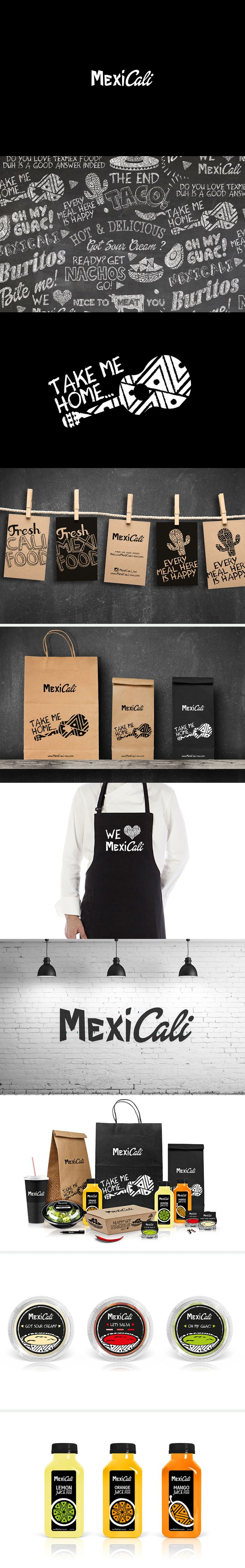 identity / mexiCali / restaurant / food