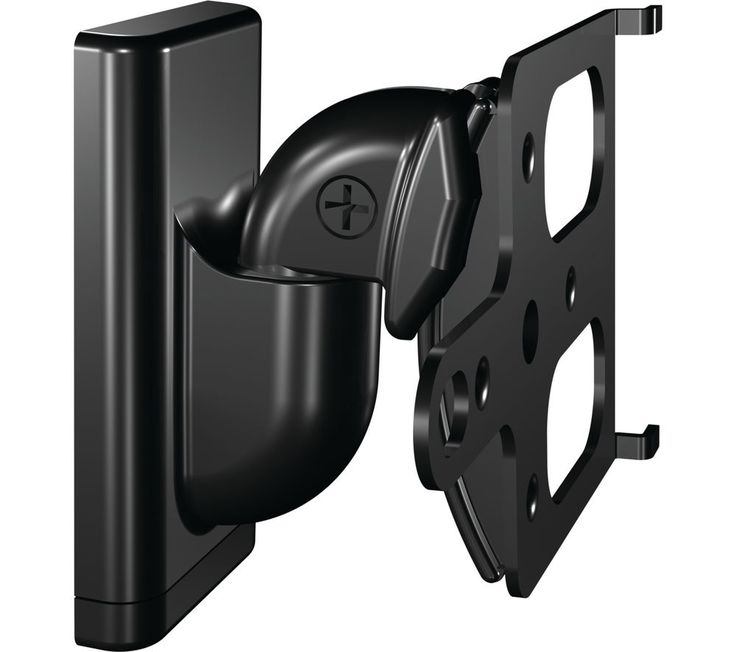 Buy SANUS WSWM1-B2 Tilt & Swivel Speaker Bracket Price: £14.99 Top features: - Compatible with the Sonos PLAY:1 and PLAY:3, as well as other wireless speakers - Suitable for use on different wall types with a low profile design Compatible with the Sonos PLAY:1 and PLAY:3 The Sanus WSWM1-B2 Tilt & Swivel Speaker Bracket can be used with both the SONOS PLAY:1 and PLAY:3, as well as other...
