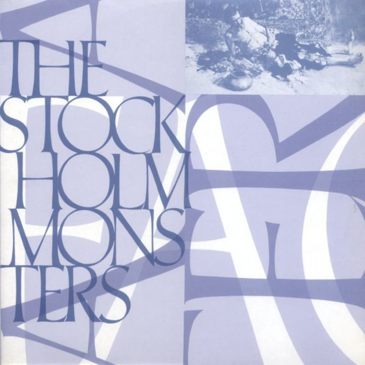 """STOCKHOLM MONSTERS   'ALMA MATER'   the Stockholm Monsters' only full-length release in seven years of existence, sounds like nothing that came before or after it in the group's catalogue. Instead, it bridges 1984's two defining U.K. musical trends, the somber guitar jangle of the post-Smiths indie poppers and the dancefloor-bound electronics of post-""""Blue Monday"""" New Order and the rest of the Factory Records raincoat brigade.   #SynthPop #PostPunk #NewWave #1984"""