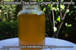 Fermented Tea