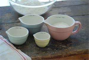 Farmhouse Measuring Cup Set, farmhousewares.com