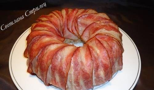 Рецепт закуски «Мясная бабка» / Простые рецепты