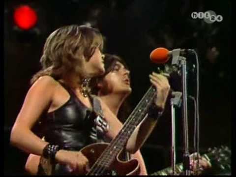 ▶ Suzi Quatro - Can The Can (1973) - YouTube