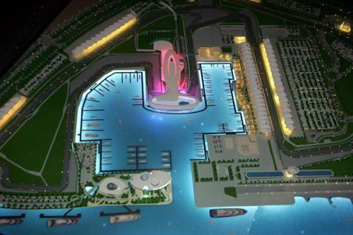 Abu Dhabi Yas Marina Circuit  #Abu Dhabi Formula 1 Hospitality#Abu Dhabi GP Hospitality