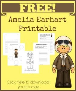 an introduction to the life of amelia earhart And a wealth of original historical explorers: up and amelia earhart: story writing 1 y2 lesson pack contains: #lesson plan story writing l1 [pdf] #lesson.