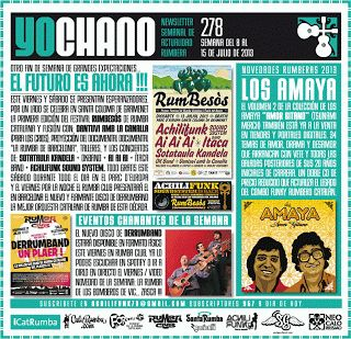 SANT GAUDENCI Rumba Catalana: YOCHANO nº278
