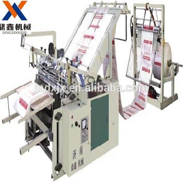 Automatic Cold cutting machine for PP bag Cement bag rice bag