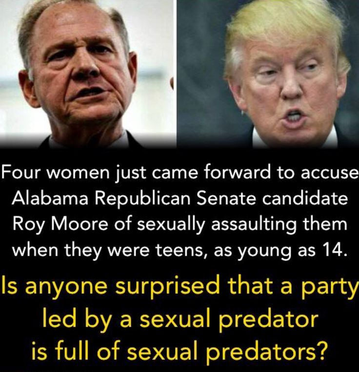 "It's been one Sexual Predator Story about Republicans after another....starting with their President, trump. So Sick of these ""Holier Than Thou"" Fake Christians constantly pointing fingers and trying to tell others how to live!!! THEY are the main ones who are up to their Necks In The Most Deviant, Illegal, Hateful Behavior Ever!!!"