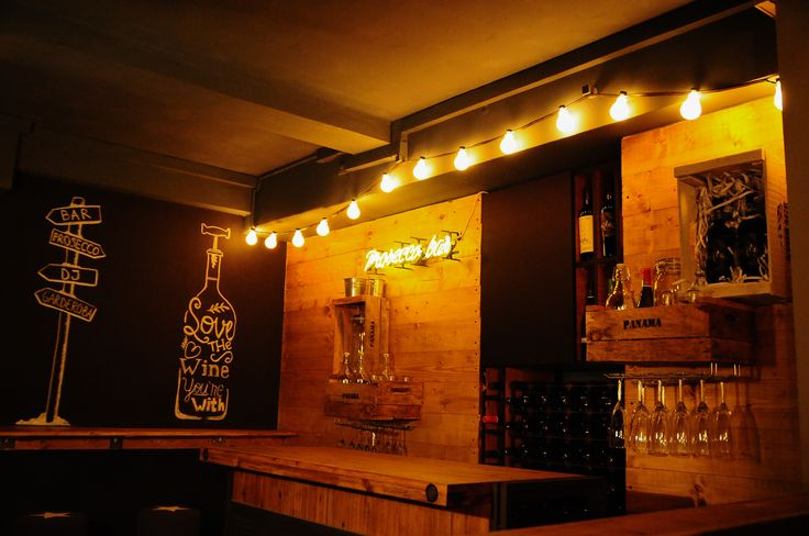 New Prosecco Bar @ Hangover Club