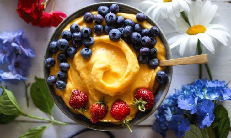 9 frosne desserter som merkelig nok er sunne | EXTRA -