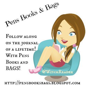 Pens Books and Bags