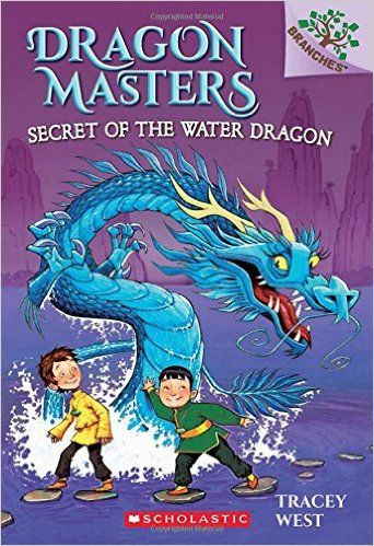 Amazon Secret Of The Water Dragon A Branches Book Masters